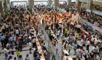 4月29-30日定州文博园广场举办招聘会