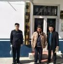 定州周村镇、明月店镇2名男子因焚烧秸秆被拘