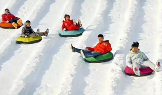 定州唯一大型冰雪节来了  广告位火热招商